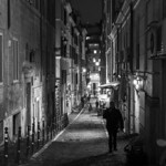Narrow street - https://www.flickr.com/people/12782943@N02/
