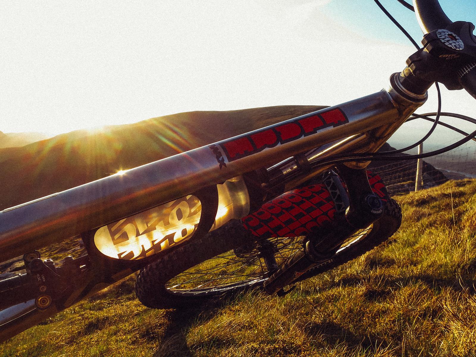 FlareMAX on Snowdon