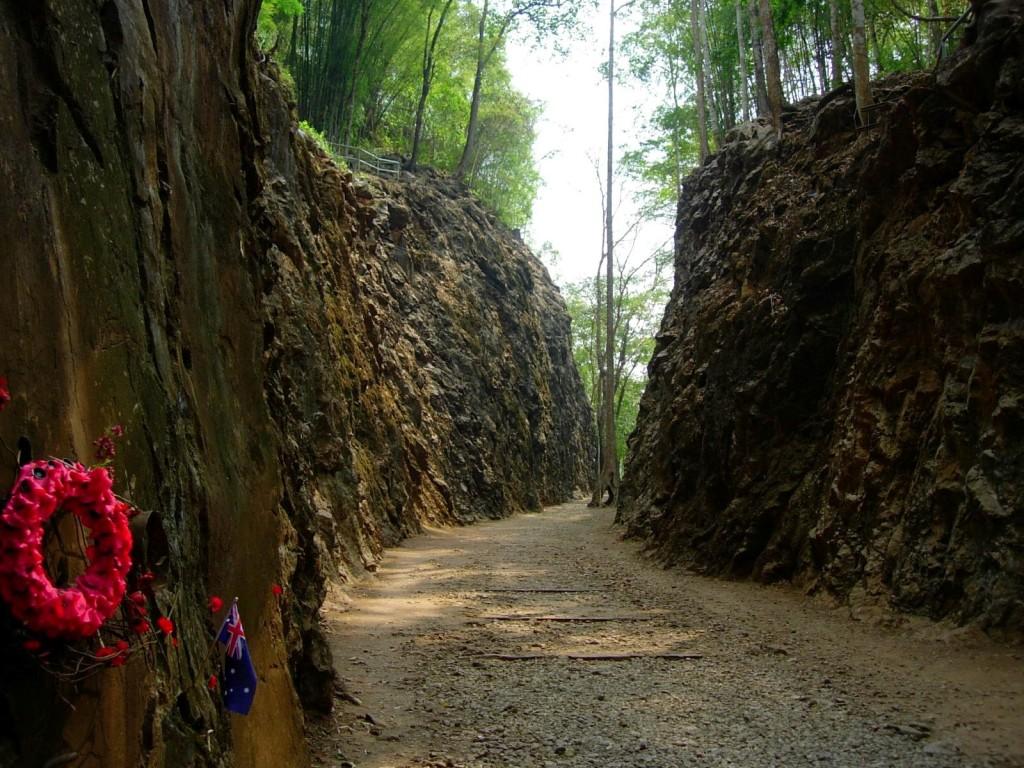 Hellfire Pass, Kanchanaburi Province, Thailand