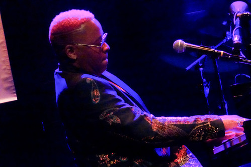 Davell Crawford at Piano Night. Photo by Charlie Steiner.avell 3 -Photo by Charlie Steiner.