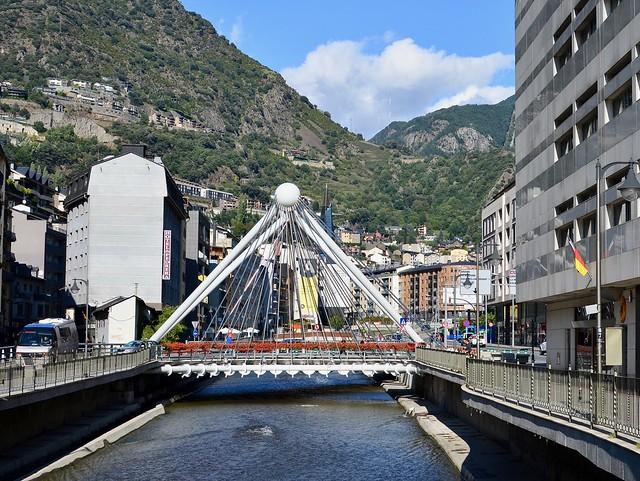 Päivä Andorrassa