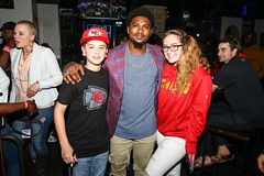 2018 Spencer Ware Sickle Cell Awareness Foundation Event
