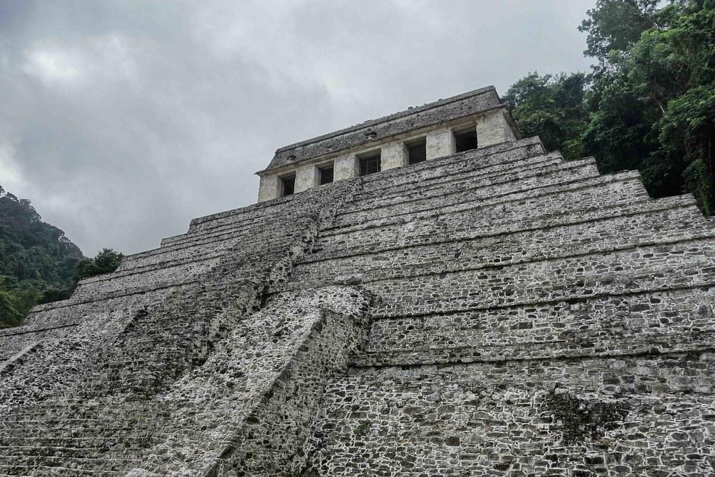 Palenque - Pyramide 2