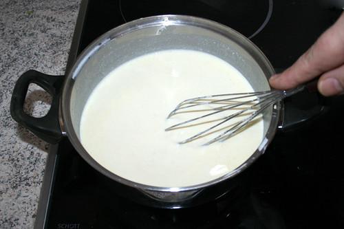 37 - Verrühren & aufkochen lassen / Stir & bring to a boil