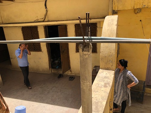 Home Sweet Home – The Family Courtyard, Old Gupta Colony