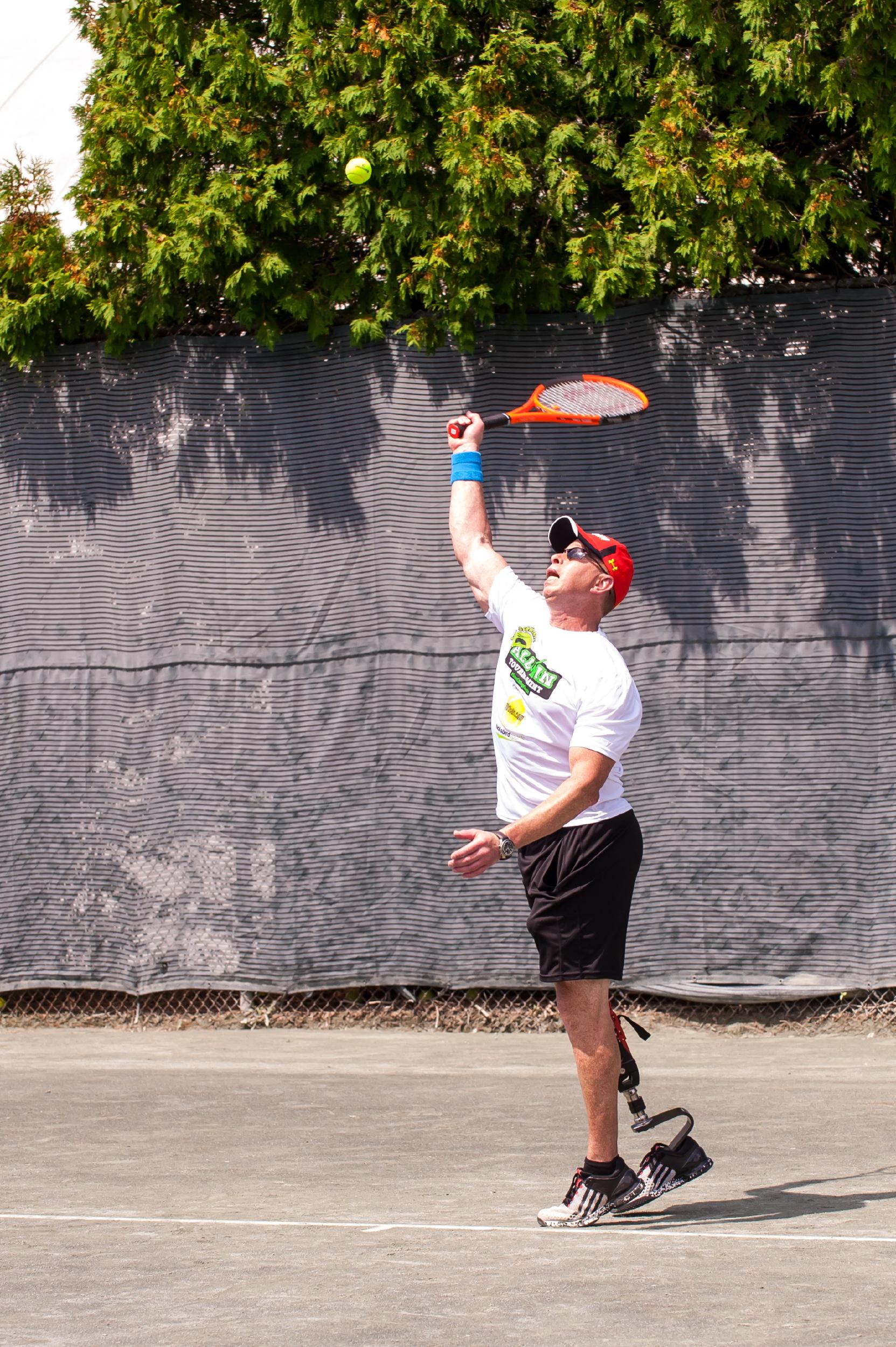 Richard's Tennis Shots