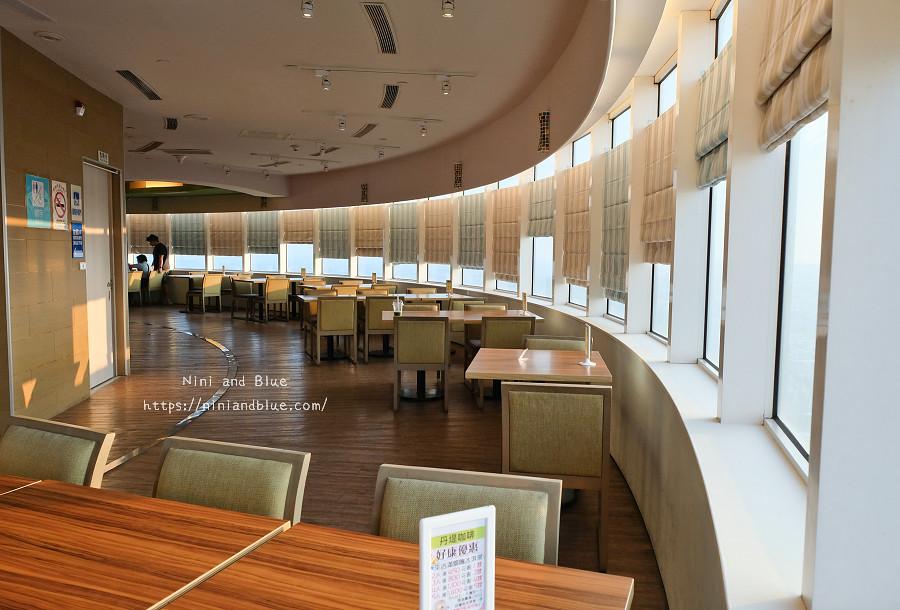 台中 梧棲 咖啡 夜景 童綜合頂樓咖啡05