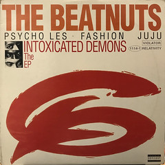 THE BEATNUTS:INTOXICATED DEMONS THE EP(JACKET A)