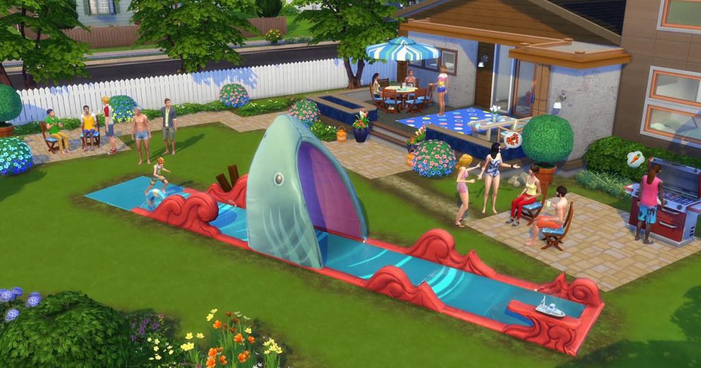Foto de Blog de Comunidade: Ative o Modo Festa no The Sims 4