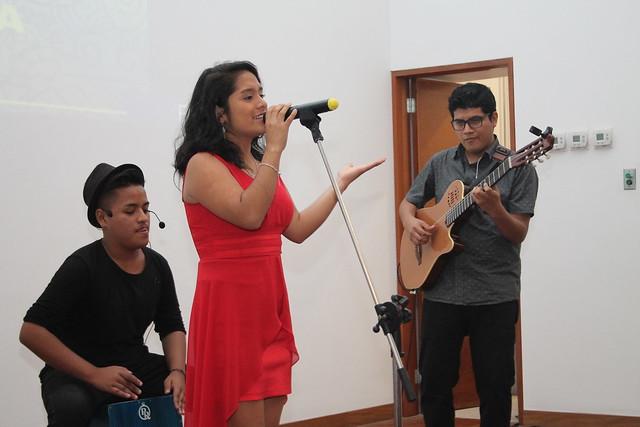 Facultad de Odontología clausuró sus actividades del XVI Mes de las Letras y la Cultura