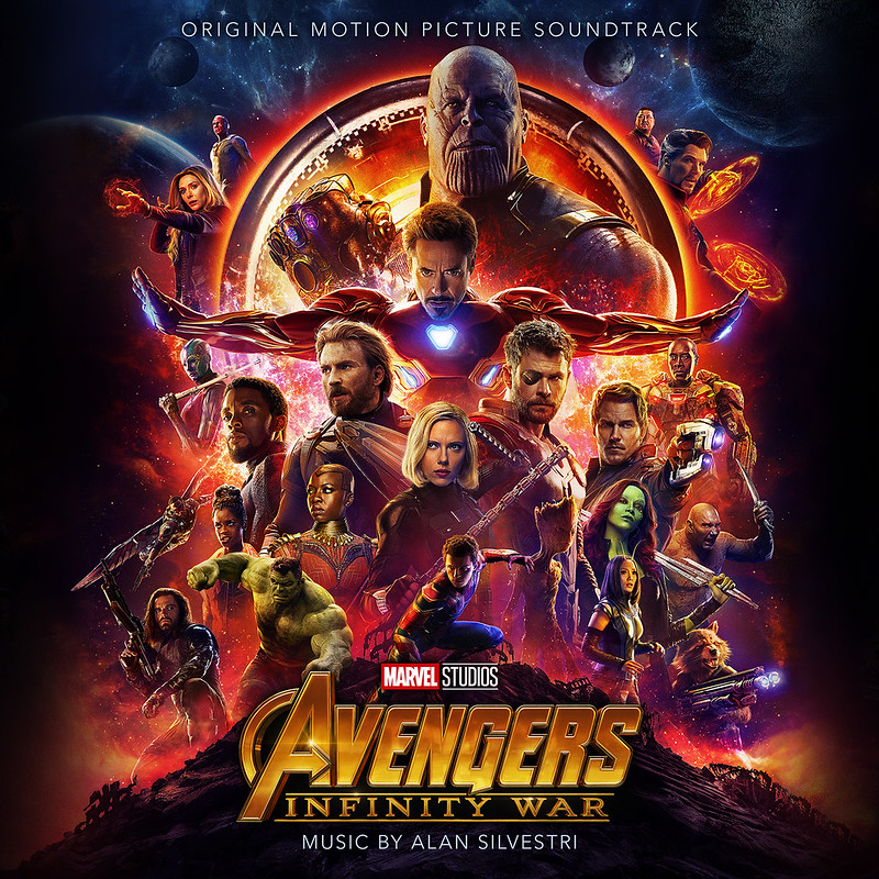 Alan Silvestri - Avengers: Infinity War Original Motion Picture Soundtrack