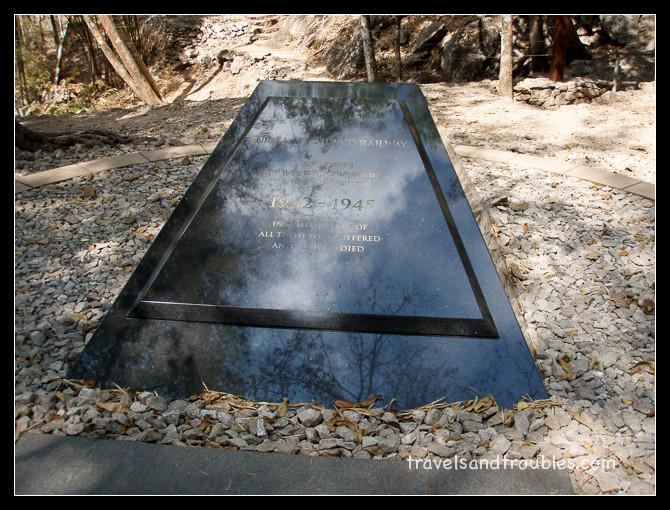 Hellfire Pass Monument
