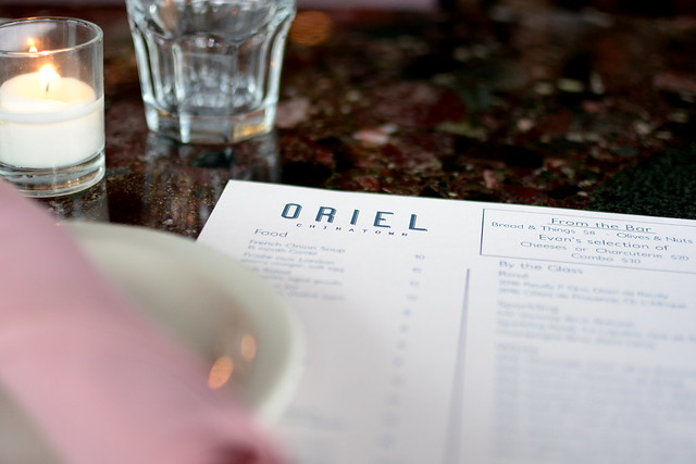 Oriel - Chinatown - Los Angeles