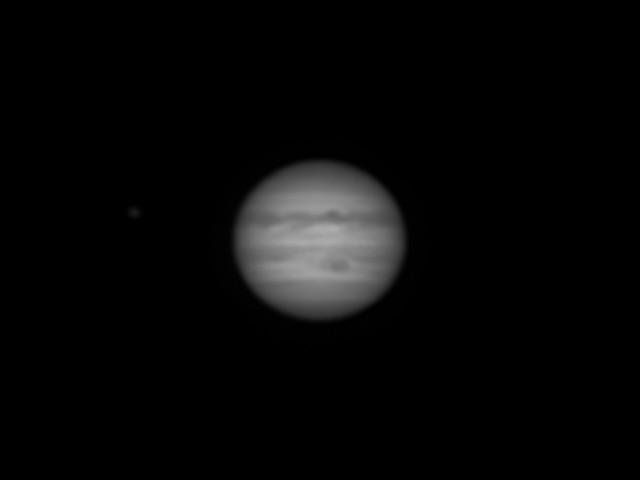 木星 (L画像をwavelet処理) (2018/5/4 21:38)