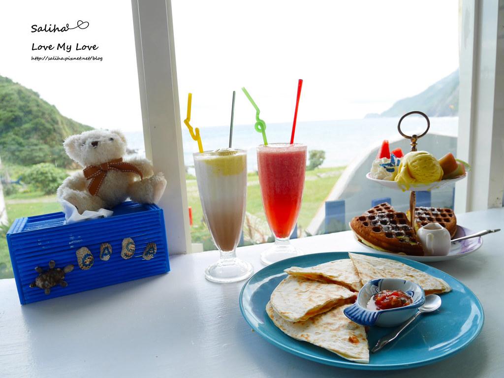 宜蘭蘇澳美食景觀餐廳推薦地中海CASAcafe (7)