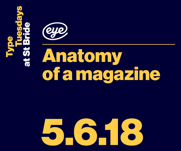 Anatomy of a magazine