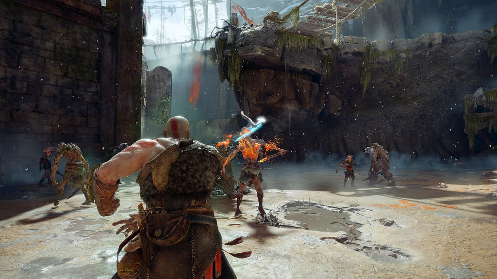 16 expert tips for conquering God of War's brutal 'Give Me