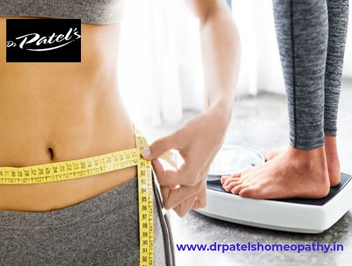 Dr. Patel's Homeopathy Clinic - Treatment for weight loss in Vadodara
