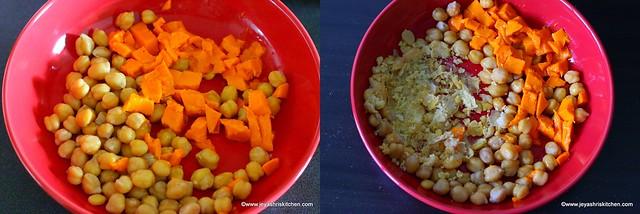 mango chickpeas brushetta 2