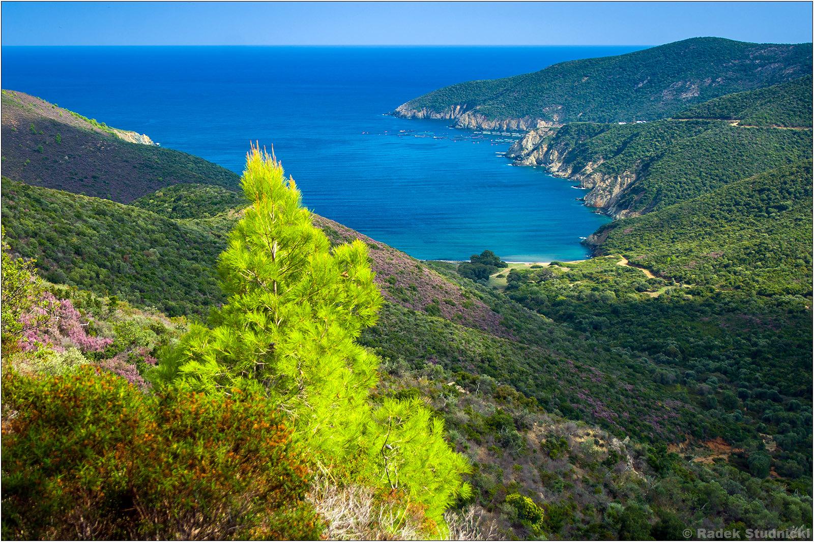 Wybrzeże Morza Egejskiego