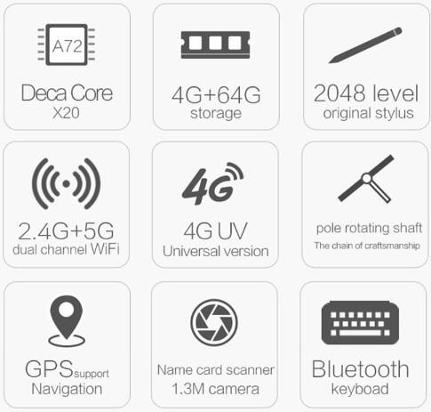 GearBest VOYO i8 Max レビュー (3)