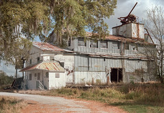 Abandoned Grain Depot