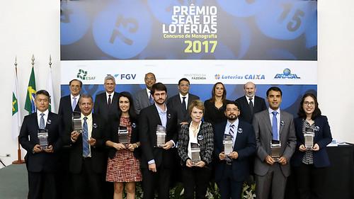 04/05/2018 - 1º Prêmio Seae de Loterias