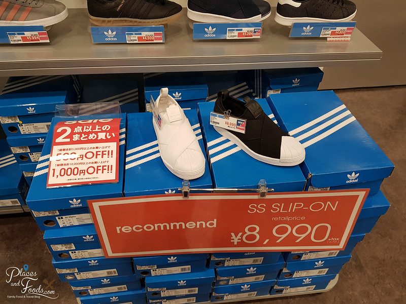 rera chitose outlet mall adidas slip on