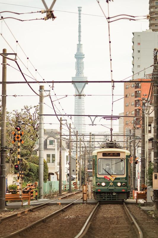 都電荒川線 Tokyo