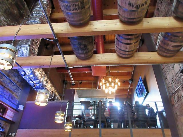 Mezzanine at Brick Bourbon, Canon POWERSHOT ELPH 350 HS