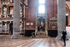 Caffe_Paradiso posted a photo:	A view of Titian's Pesaro Altarpiece from across the church.
