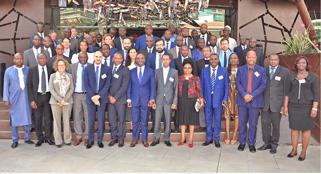 BO Seminar in Dakar
