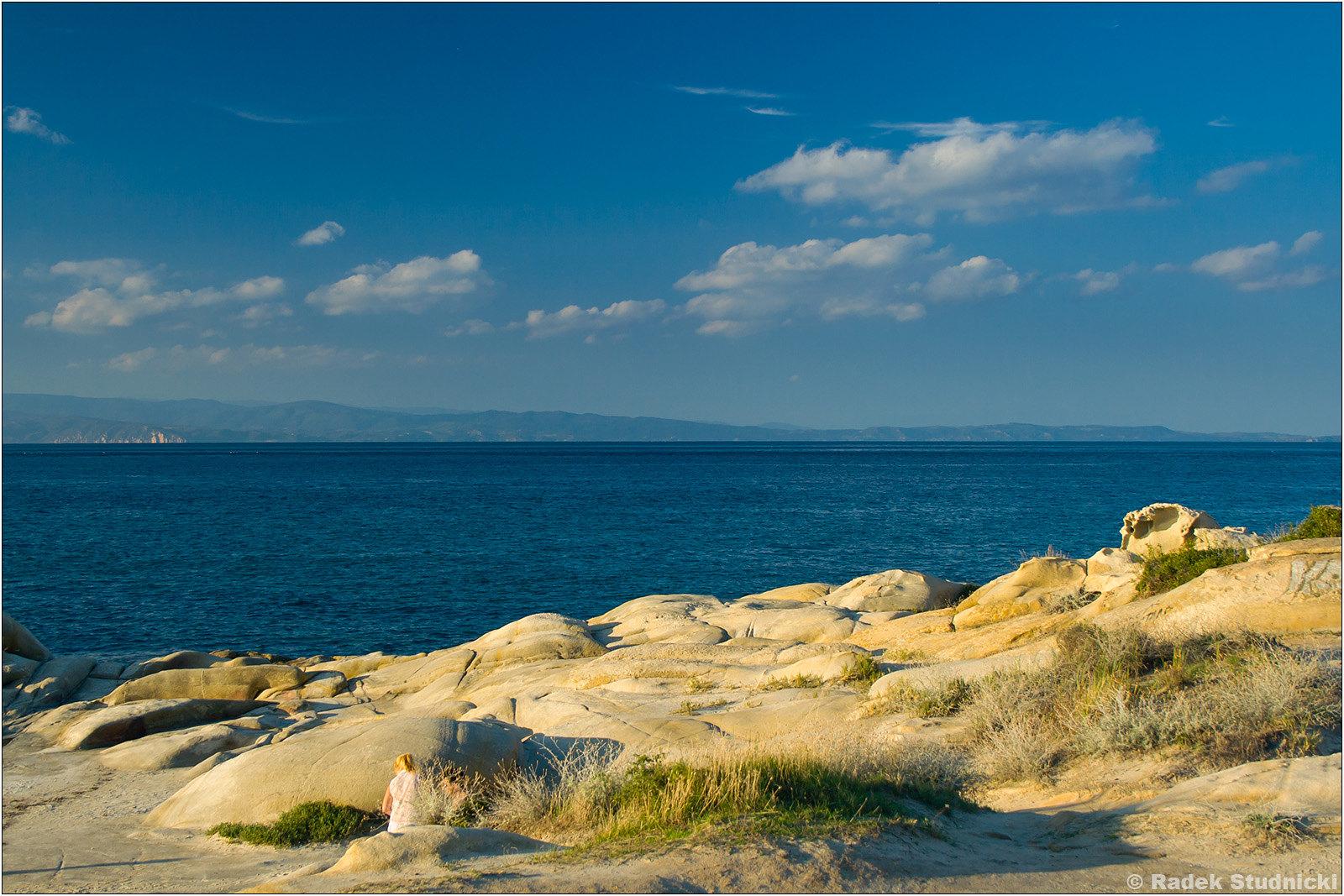 Wybrzeże Chalkidiki