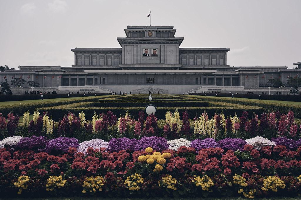 Kumsusan Palace of the Sun
