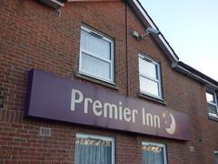 Premier Inn Warrington (M62, J9)