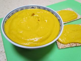 Creamy Carrot Miso Dip