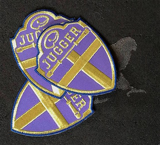 Swedish Jugger Patches