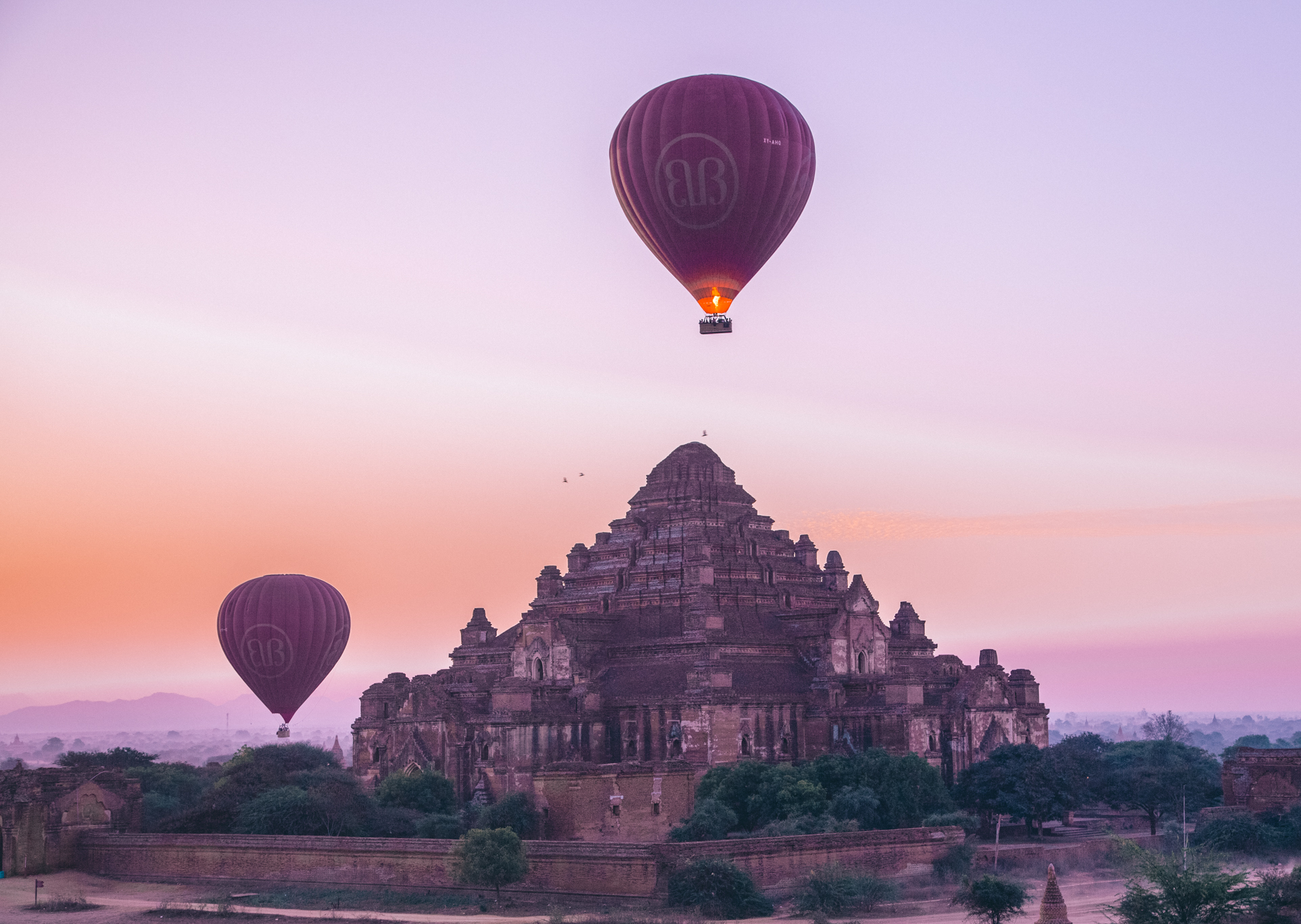 WHAT TO DO IN BAGAN -HOT AIR BALLOOn
