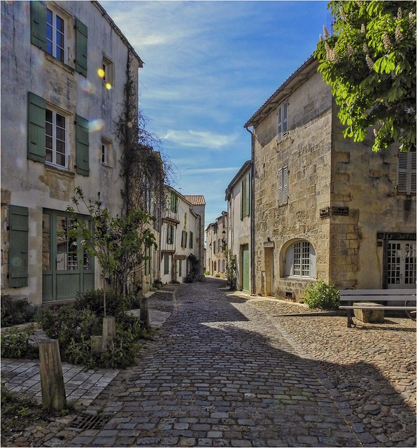 SAINTE MARTIN Western France