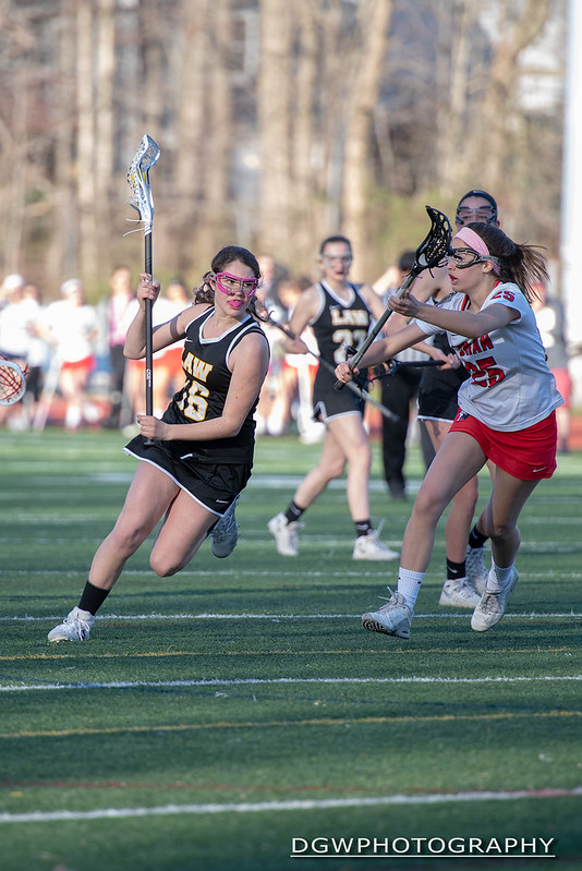 High School Lacrosse - Foran High vs. Jonathan Law