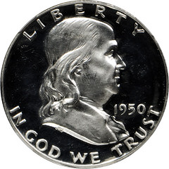 1950Franklin_Obv