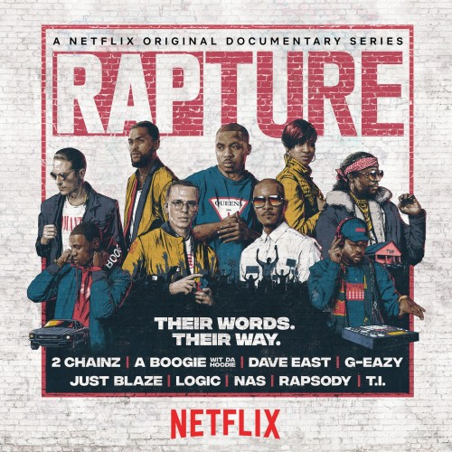 Various Artists - Rapture (Netflix Original TV Series)
