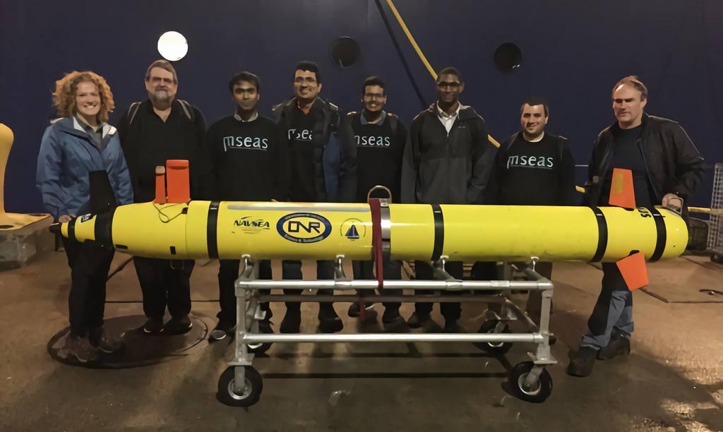 Une nouvelle approche aide les sous-marins autonomes à explorer les océans