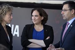 Sáb, 19/05/2018 - 11:37 - Presentación nota samarreta del Barça