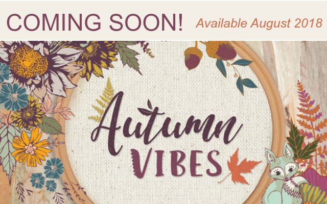 Autumn Vibes Coming Soon!