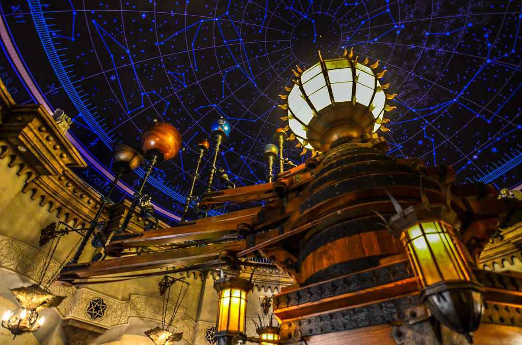 Planeterium Fortress Explorations TDS