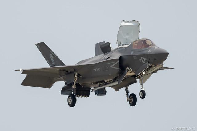 Iwakuni FD 2018 (82) VMFA-121 F-35B VK-04/169168