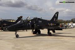 XX332 CD - 178 312156 - Royal Air Force - British Aerospace Hawk T1A - Luqa Malta 2017 - 170923 - Steven Gray - IMG_0699
