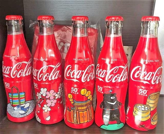 可口可樂,台灣紀念