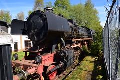 Hermeskeil Locomotive Museum